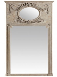 Miroir Pompadour
