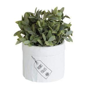Cache-pot « Herbes folles »