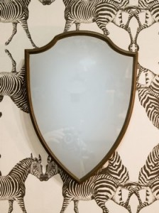 Miroir fer