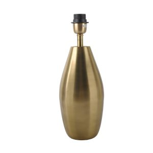 Pied de lampe Brass