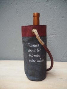 Sac pour le vin